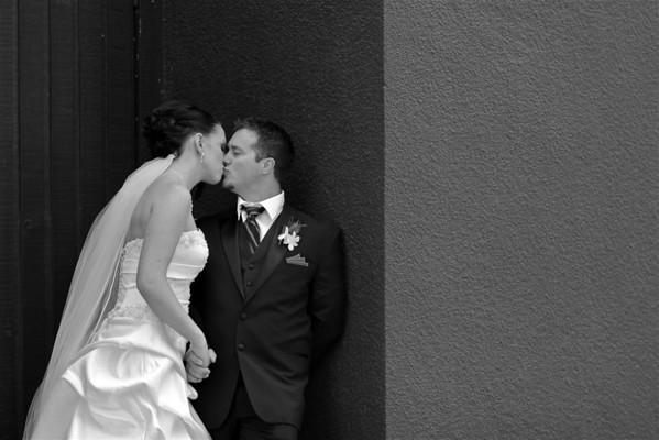 Brandon & Sabrina - Married