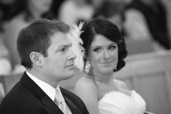 Brett & Michelle - Married