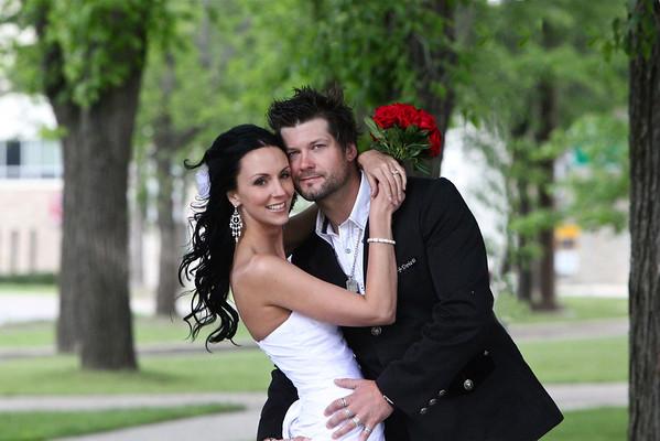 Jolene & Mark - Married