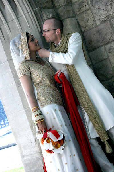 Lavika & David - Wedding Day