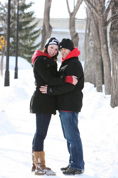 Sabrina & Brandon - Engaged